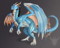 Cerul -trade- by Galidor-Dragon