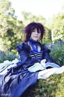 Pandora Hearts - Baskerville Gardens by AlicesRainbow