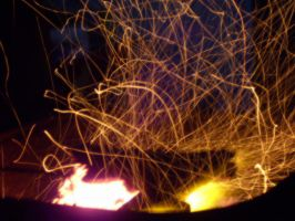Sparks 4 by Eris-stock