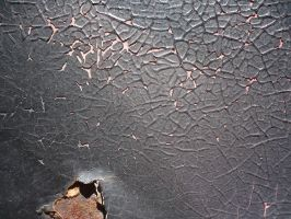 Cracked car paint by ElNaso