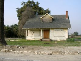 abandoned house 1 by PhoeebStock