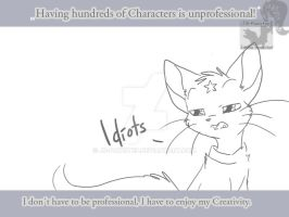 Idiots by JB-Pawstep