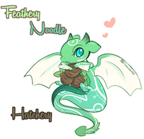 Feathery Noodle Hatchery Banner by Ambercatlucky2