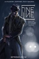 Movie Poster Illustration: FineLine by JophielS