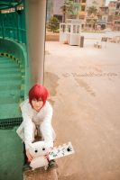 Cos - Code Breaker _P3 by BanhBao223