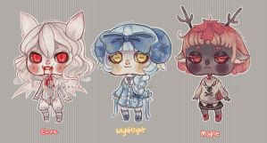 Animal Adopts [CLOSED] by DrawKill
