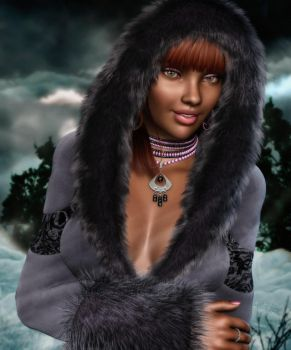Baby It's Cold Outside by RavenMoonDesigns