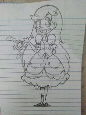 Princess Star Butterfly by Anime3Lover12