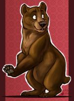 Bear Cub by BooYeh