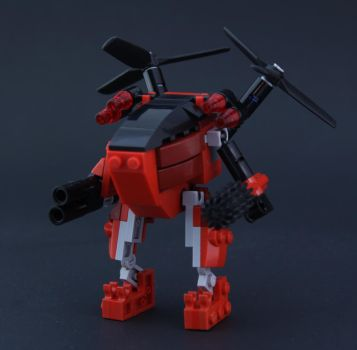 Mini Devastator by Deadpool7100
