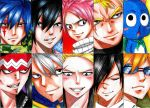 Favourite male Fairy Tail characters by DevilishMirajane