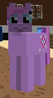 Twilight Twinkle G3 Mine Little Pony Skin by Perry--Agent