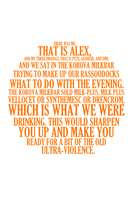 Clockwork Orange by charliechaplin42