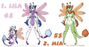 .: Chapillon Adoptables 01:. by lfraysse