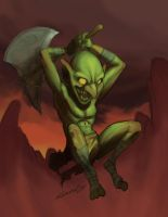 goblin by grenias