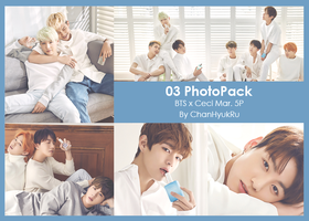 03 / BTS x Ceci March PhotoPack by ChanHyukRu