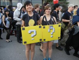 Anime North 2012 - Coin Box Cosplay by jmcclare