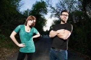 Rachel and Todd 4 by obviologist