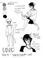 Quick Ref- Cove by covets