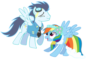 Soarin'Dash by RainbowDerp98