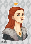 game of thrones - sansa stark by shorelle