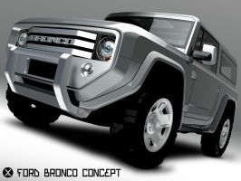 BRONCO CONCEPT vector (CMC) by Aspis