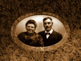 Mr. and Mrs. Kneese by CharityK