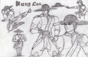 Kung Lao of MK Deception 01 by Princess-Flopy-13