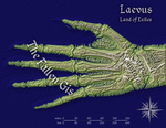 Laevus, Land of Exiles by FeroceFV