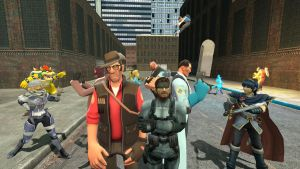 gmod - Brawl or TF2? by Stormbadger