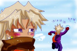 Oh brother....not again by ryo-hakkai