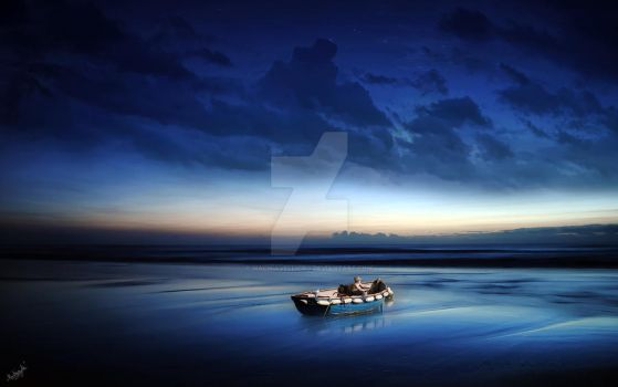 Sea of Tranquility by MachiavelliCro