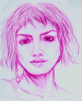 Shannyn Sossamon by fairy-with-no-wings