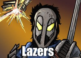 Lazers by harrison2142