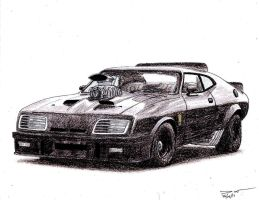 1121 - Mad Max Interceptor by TwistedMethodDan