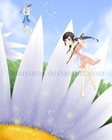 Spring weavers. by ShouYume