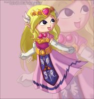 Hyrule's Sunshine by Lady-Zelda-of-Hyrule
