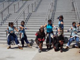AX2014 - Avatar/Korra Gathering: 128 by ARp-Photography