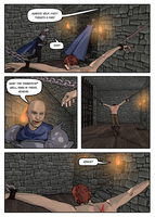 Snakeblade page 36 by SnakebladeComic