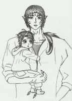 Daddy Time by loryx