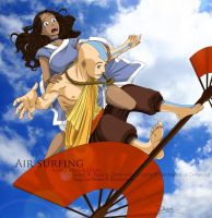 Air Surfing by selinmarsou