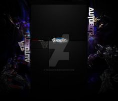 AutoBotV Youtube Background by TechZArTzHD
