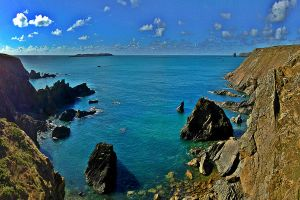 Pembrokeshire Coast 1 by Falassion