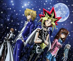 Yugioh winter by lythihaily