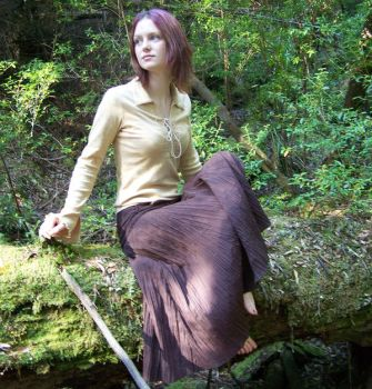 Eli Forest Fairy Girl 23 by Gracies-Stock