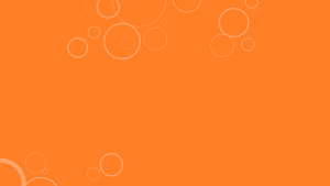 Orange Windows 8 Background by gifteddeviant