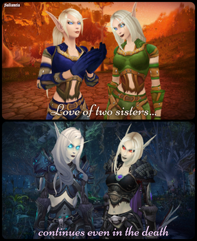 The love of a sister by Saliancia