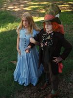 Mad as a Hatter? Luckily, I am by SallyTheSeamstress