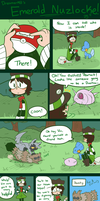 Mitchy's Emerald Nuzlocke 4 by DreamerMB