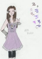 Alex Russo by mewpearl